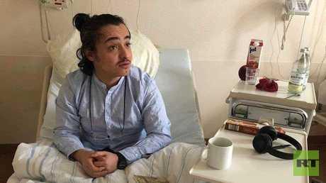 الليبي عبدالله الغرياني ضحية