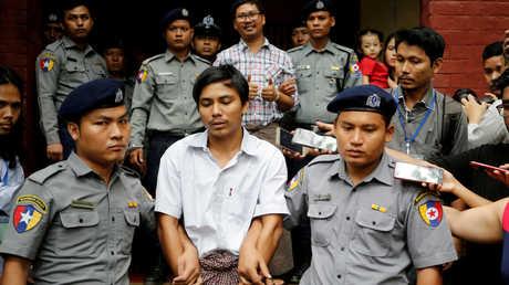 بورما.. تثبت الحكم بسجن صحفيين 7 سنوات حققا في مجازر ضد الروهينغا