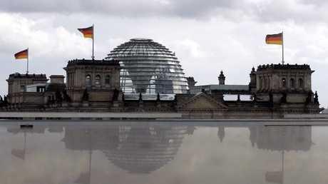 مجلس النواب الألماني، برلين