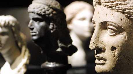 تمثال للمكلة كيلوبترا (صورة أرشيفية)