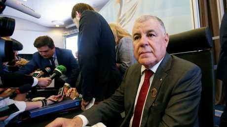 وزير الطاقة الجزائري مصطفى قيتوني