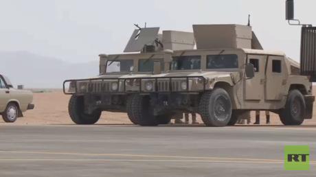 اتفاق تعاون عسكري أمريكي مصري