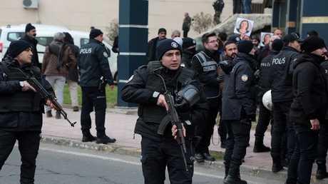 قوات الأمن التركي - أرشيف