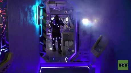 افتتاح فندق على شكل مركبة فضائية في القرم