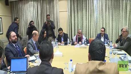 تبادل قوائم الأسرى بين الحكومة والحوثيين