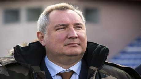 رئيس وكالة الفضاء الروسية الفدرالية