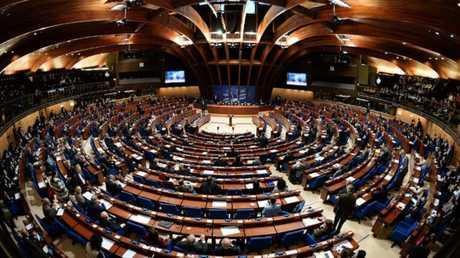 الجمعية البرلمانية لمجلس اوروبا - ارشيف
