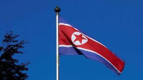 علم كوريا الشمالية - أرشيف