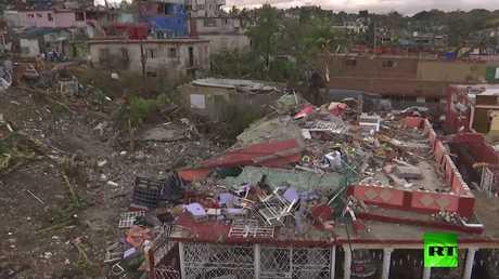أقوى إعصار يضرب كوبا منذ 80 عاما