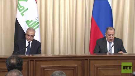 موسكو تدعو واشنطن لإعلان أهدافها بالعراق
