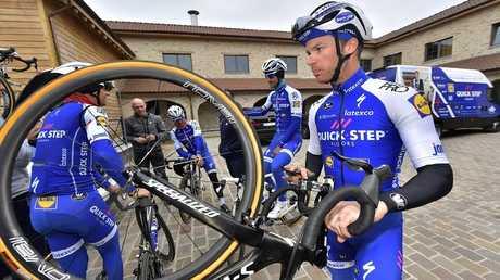 الدرّاج البلجيكي إيليو كيسي