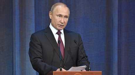 بوتين: نرفض ما يحدث في أوكرانيا من تدخلات في شؤون الكنيسة