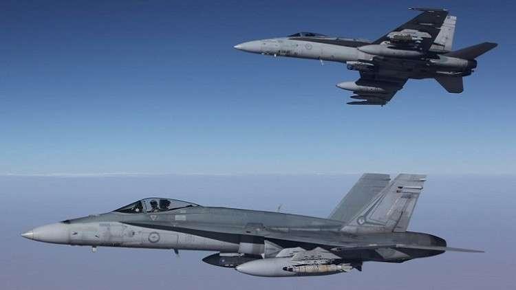 أستراليا تؤكد احتمال سقوط ضحايا مدنيين بغارة لقواتها في العراق