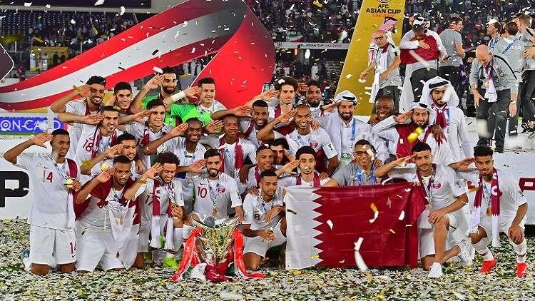 شاهد.. الاحتفالات تملأ شوارع وساحات قطر بعد التتويج باللقب الآسيوي