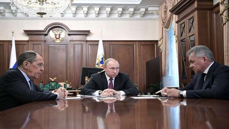 شويغو يقترح على بوتين نصب صواريخ