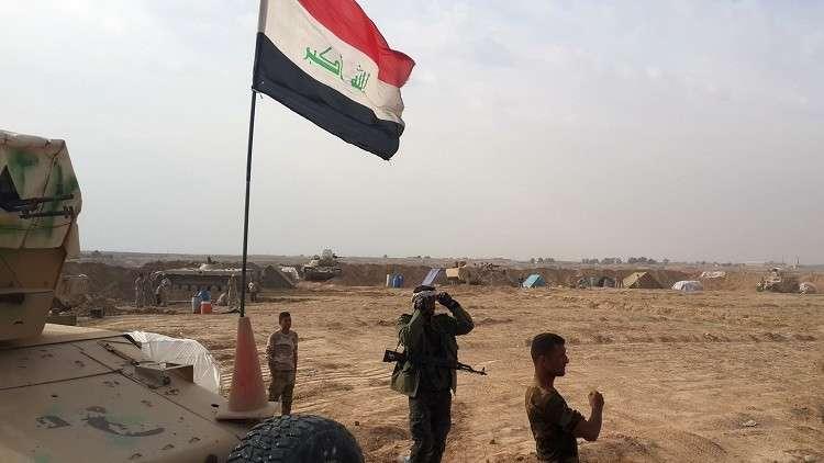 القوات الأمنية العراقية في ديالى - أرشيف