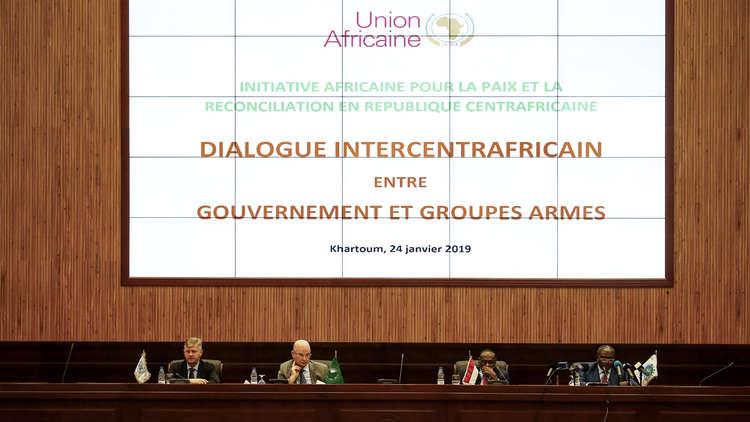 أطراف الصراع في أفريقيا الوسطى تتوصل لاتفاق سلام في الخرطوم