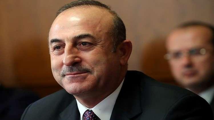 تشاووش أوغلو يتوقع تشكيل اللجنة الدستورية السورية خلال أيام