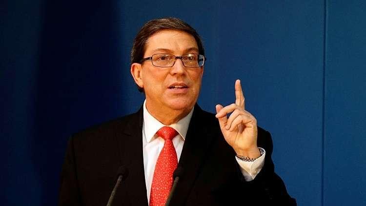 كوبا تدعو إلى التعبئة العامة للدفاع عن فنزويلا
