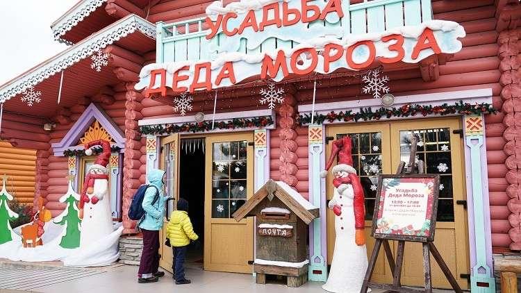 أشهر الأماكن للسياحة الشتوية في روسيا