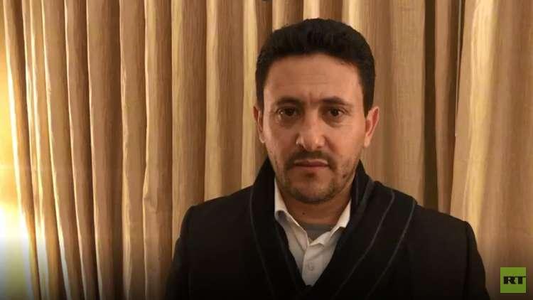 رئيس الوفد الحوثي لشؤون الأسرى والمعتقلين عبد القادر مرتضى