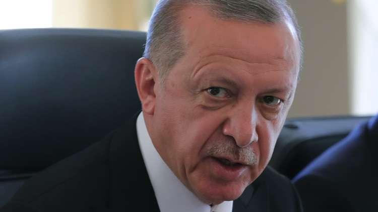 أردوغان: لا توجد خطة مرضية مع الولايات المتحدة بخصوص المنطقة الآمنة شمال سوريا