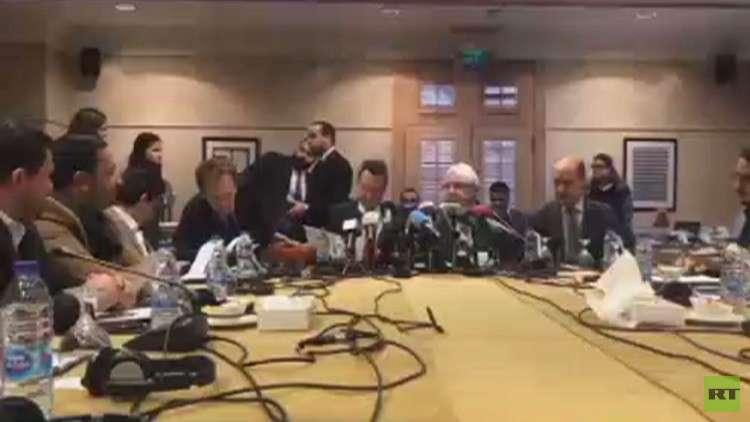 اجتماع حول تبادل أسرى اليمن في عمّان