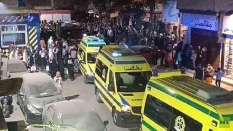 مصر.. مصرع طفلين وسائحة ألمانية بانهيار عقار في الأقصر