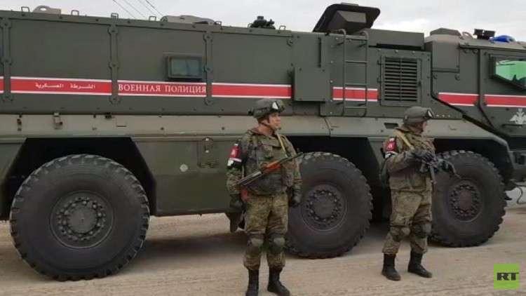 سوريا.. قافلة مساعدات أممية بحماية روسية إلى مخيم الركبان