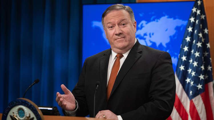 بومبيو: لن نسمح بهيمنة روسيا على الشرق الأوسط