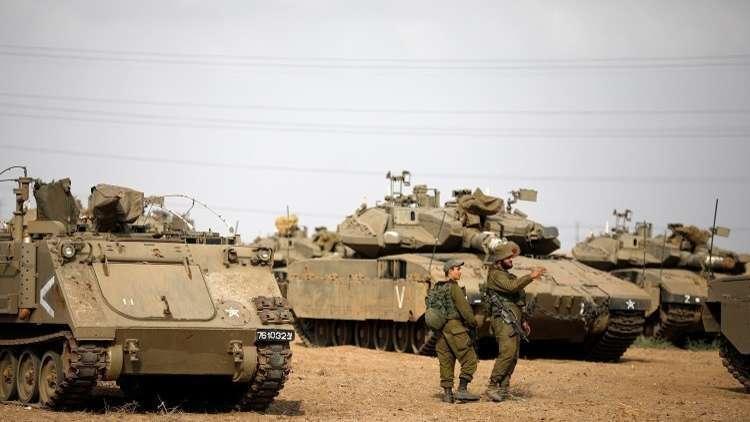 الجيش الإسرائيلي يحذر الكابينيت من شن حرب على قطاع غزة