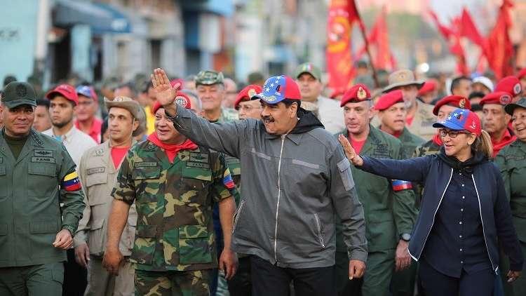 مادورو يرحّب بأي مبادرات تهدف لتسهيل الحوار في فنزويلا