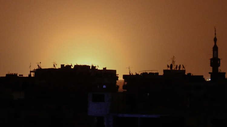 روسيا تسعى لزيادة فعالية القناة الخاصة بتفادي الحوادث مع إسرائيل في سوريا