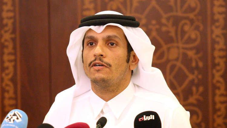قطر: يجب محاسبة كل من مارس الإرهاب في سوريا
