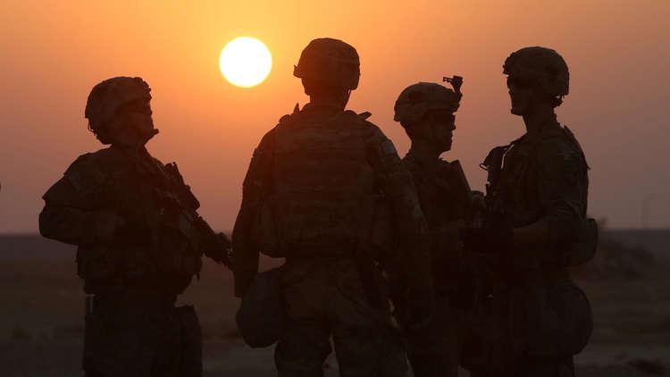 قوات أمريكية تتولى ترحيل المتطرفين قوات أمريكية تتولى ترحيل المتطرفين