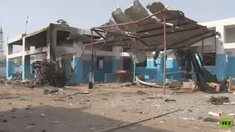 جدل حول التحقيق في قصف مركز طبي في صنعاء