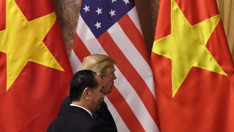 الولايات المتحدة تراهن على فيتنام في المساومة مع الصين