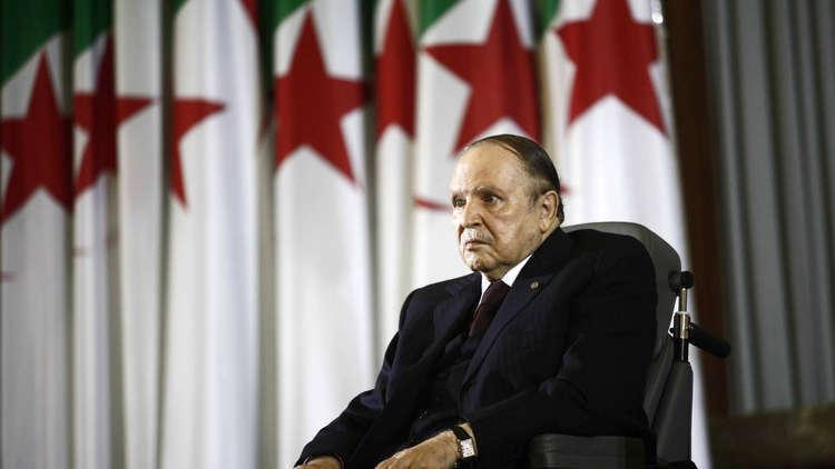 الحزب الحاكم بالجزائر يعلن ترشيح بوتفليقة رسميا لولاية خامسة