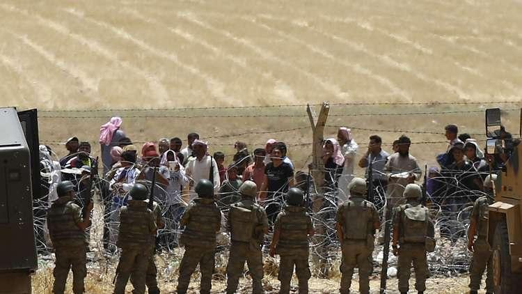 المرصد السوري: القوات التركية قتلت 419 مدنيا سوريا