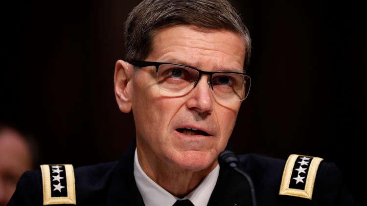جنرال أمريكي: سحب قواتنا من سوريا يحدده الوضع على الأرض