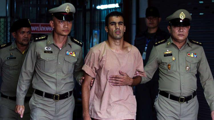 تايلاند تفرج عن لاعب كرة القدم البحريني حكيم العريبي