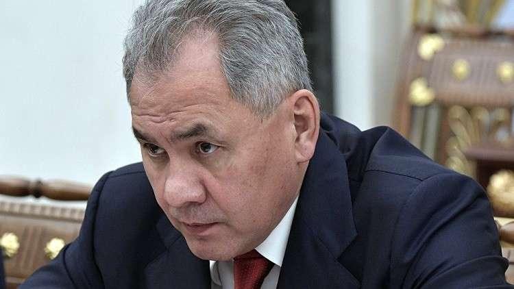 شويغو في أنقرة لبحث التسوية في سوريا والوضع في إدلب