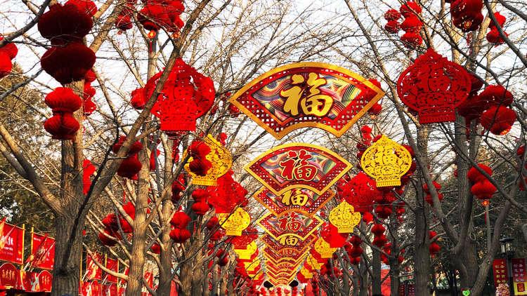 76 مليار دولار عائدات السياحة الصينية في عطلة عيد الربيع
