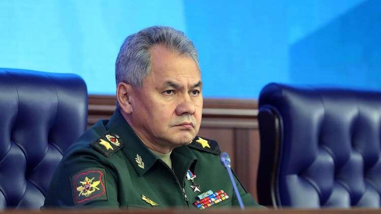 شويغو في أنقرة لتنسيق إجراءات روسيا وتركيا في سوريا