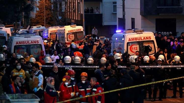 تركيا.. مقتل 4 جنود أتراك في تحطم مروحية عسكرية في اسطنبول (صورة)