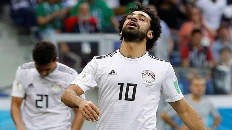 المنتخب المصري يستبعد صلاح من مواجهتي النيجر ونيجيريا