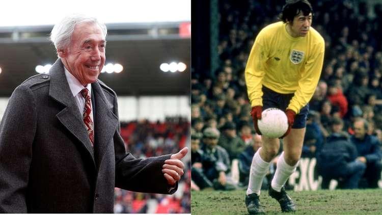 وفاة حارس إنجلترا الأسطوري حامل كأس العالم 1966