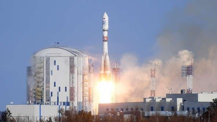 روسيا تطلق عشرات الأقمار الصناعية إلى الفضاء هذا العام
