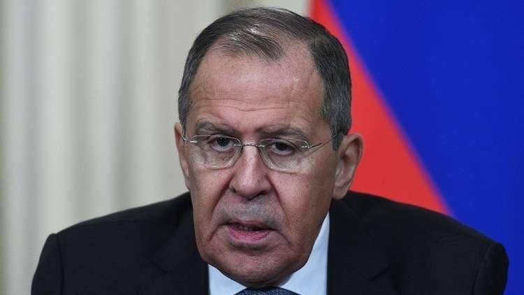 لافروف: تعزيز قدرات الناتو قرب حدود روسيا غير مسبوق