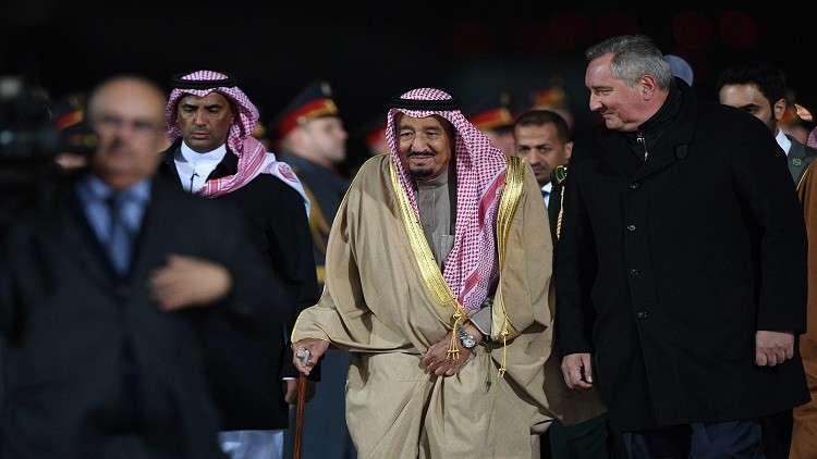 روسيا والسعودية تضعان الخطوط العريضة للتعاون الفضائي